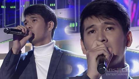 Hashtag WIlbert, sumalang sa Tawag Ng Tanghalan Celebrity Champions! Image Thumbnail