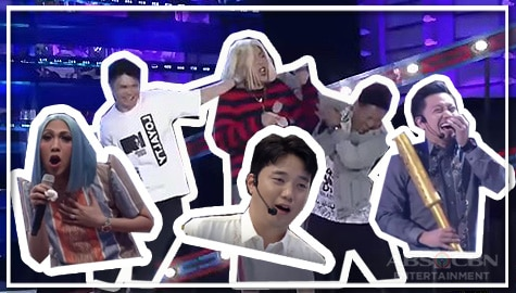 Kapamilya Toplist: 10 funniest pranks that made us laugh our hearts out in It's Showtime Image Thumbnail