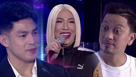 It's Showtime: Jhong, inawat si Ion na sabihin kay Vice ang plano ng kanilang grupo sa Magpasikat 2019 Image Thumbnail