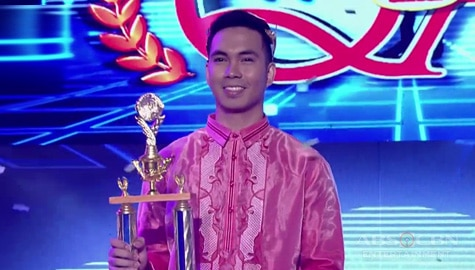 It's Showtime: Paul Maawa, itinanghal na bagong kampyon sa Mr. Q and A Image Thumbnail