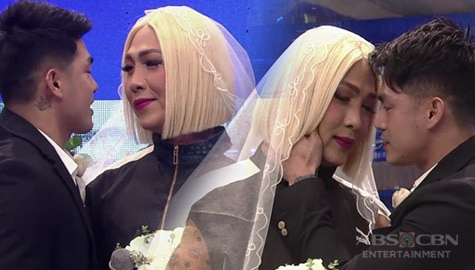 It's Showtime: Vice at Ion, ikinasal sa Sine Mo 'To: The Filler Bride! Image Thumbnail