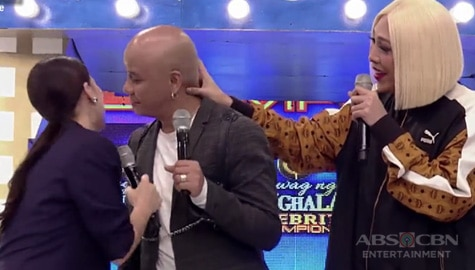 It's Showtime: Vice, hinamon si Anne na i-kiss si Wacky Kiray Image Thumbnail