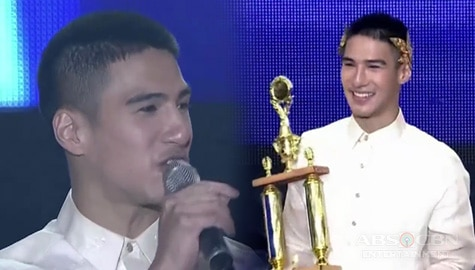 It's Showtime: Albie Casino's winning answer on Mr. Q & A Celebrity Edition Image Thumbnail