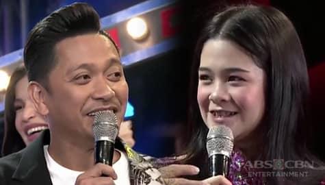 """It's Showtime: """"Seryoso ka ba?"""" Sanrio, may matapang na tanong kay Jhong Image Thumbnail"""