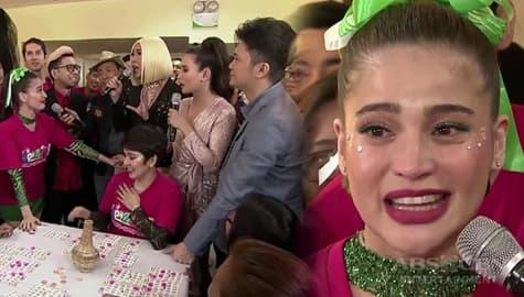 It's Showtime: Anne, naiyak sa kaba bago ang kanilang performance sa Magpasikat 2019! Image Thumbnail