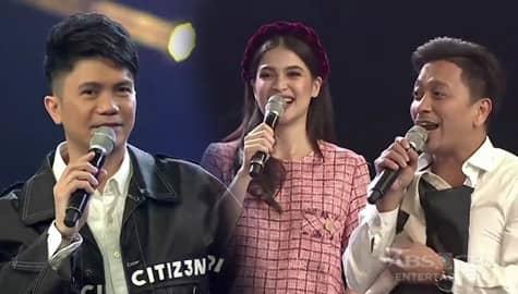 It's Showtime: Jhong, pinagpawisan sa ipinagawa nina Vhong at Anne Image Thumbnail