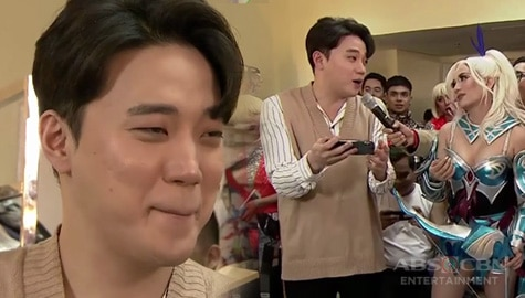 It's Showtime: Ryan Bang, sinubukan itago ang kaba sa kanilang Magpasikat 2019 performance! Image Thumbnail