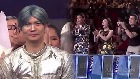 It's Showtime: Team Vhong-Mariel, nakatanggap ng standing ovation mula sa mga hurados Image Thumbnail
