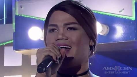 TNT Celebrity Champions: Le Chazz sings Asin's Usok Image Thumbnail
