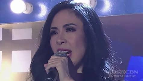 TNT Celebrity Champions: Giselle Sanchez sings I Will Survive Image Thumbnail