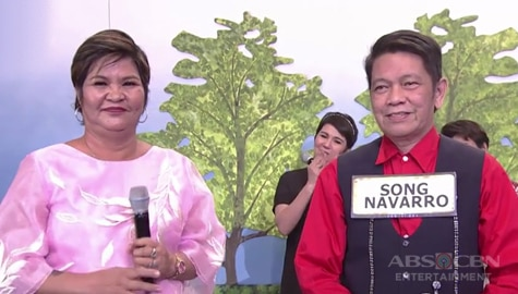It's Showtime: Candle With Care, napiling KapareWho si Song Navarro Image Thumbnail