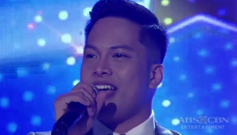 TNT Celebrity Champions Ang Huling Tapatan: Brenan Espartinez sings Always And Forever Image Thumbnail