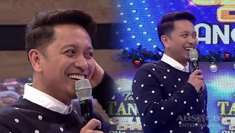 """It's Showtime: """"Nakita niyo ba akong nilibing?"""" Jhong, babalik pa nga ba sa Probinsyano? Image Thumbnail"""