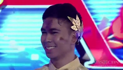 It's Showtime: Paul Maawa, pasok na sa Mr. Q & A semifinals! Image Thumbnail