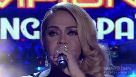 TNT Celebrity Champions Ang Huling Tapatan: Ethel Booba sings To Love You More Image Thumbnail