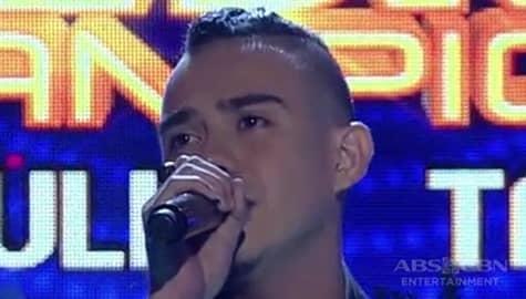 TNT Celebrity Champions Ang Huling Tapatan: Jason Fernandez sings Habang May Buhay Image Thumbnail