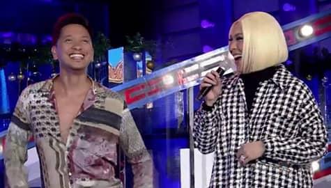 It's Showtime: Vice Ganda, naaliw sa sayaw ni Jhong! Image Thumbnail