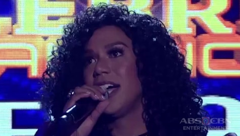 TNT Celebrity Champions Resbak: Jimi Marquez sings A House Is Not A Home Image Thumbnail