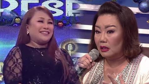 It's Showtime: Dulce, sinabi ang dahilan kung bakit siya lang ang di tumayo sa performance ni Leah Patricio Image Thumbnail