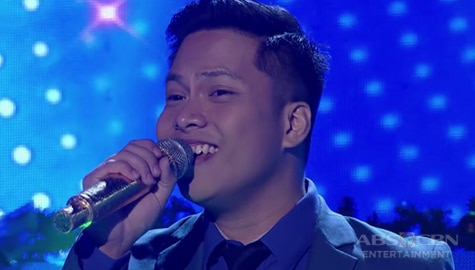 TNT Celebrity Grand Champion: Brenan Espartinez sings One Day In Your Life Image Thumbnail