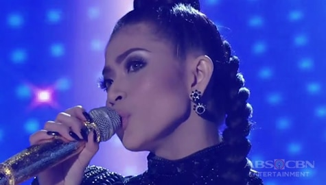 TNT Celebrity Grand Champion: Ana Ramsey sings A Natural Image Thumbnail