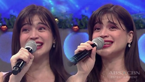 FIRST TIME ON TV: Anne gets emotional on It's Showtime while talking about her pregnancy Image Thumbnail