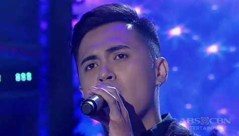TNT All-Star Grand Resbak Round 2: Marlo Mortel sings Dancing On My Own Image Thumbnail