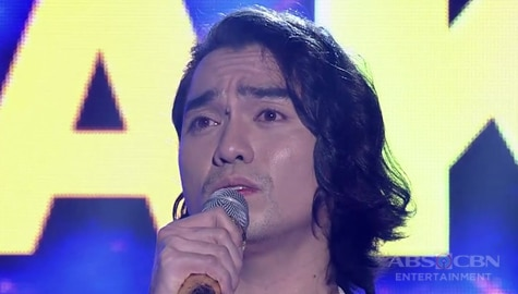 TNT All-Star Grand Resbak Round 1: Jex De Castro sings When We Were Young Image Thumbnail
