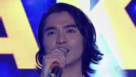 TNT All-Star Grand Resbak Round 2: Jex De Castro sings Tagpuan Image Thumbnail