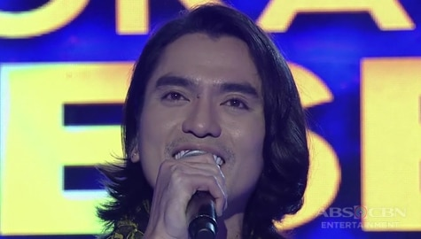 TNT All-Star Grand Resbak Round 1: Jex De Castro sings Ikaw Ang Aking Pangarap Image Thumbnail