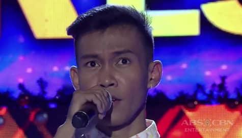TNT All-Star Grand Resbak Round 2: Aljun Alborme sings Journey's Faithfully Image Thumbnail