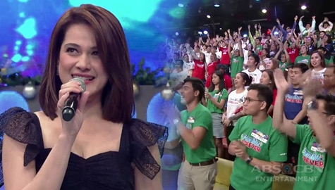 It's Showtime: Bea, namigay ng biyaya sa madlang people! Image Thumbnail
