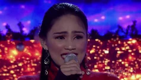 TNT All-Star Grand Resbak Round 2: May Shine Patag sings Cabaret Image Thumbnail