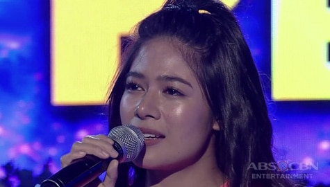 TNT All-Star Grand Resbak Round 2: Gidget Dela Llana sings Didn't We Almost Have It All Image Thumbnail