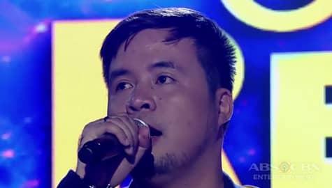 TNT All-Star Grand Resbak Round 2: Lucky Robles sings Nasaan Ka Na Image Thumbnail