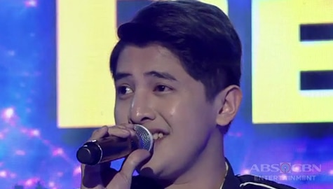 TNT All-Star Grand Resbak: Christian Bahaya sings For Once In My Life Image Thumbnail