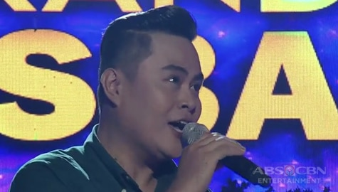 TNT All-Star Grand Resbak: Charles Kevin Tan sings I'll Always Stay In Love This Way Image Thumbnail