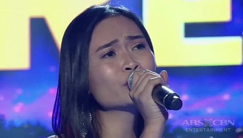 TNT All-Star Grand Resbak: Orfeshaine Quinones sings You're The Inspiration Image Thumbnail