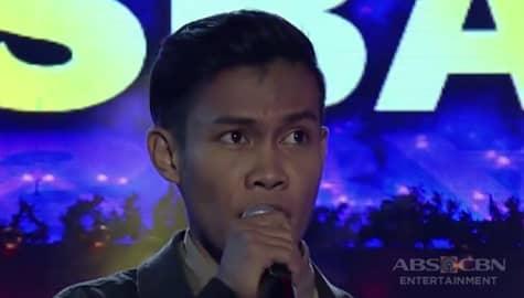 TNT All-Star Grand Resbak: Aljun Alborme sings Bed Of Roses Image Thumbnail