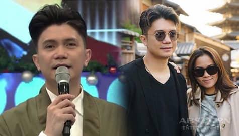 It's Showtime: Vhong Navarro, may nakakakilig na mensahe sa kanyang asawa na si Tanya Image Thumbnail