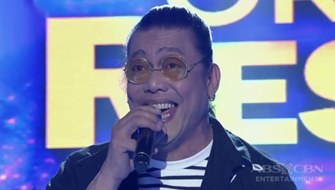 TNT All-Star Grand Resbak: John Raymundo sings If Ever You're in My Arms Again Image Thumbnail
