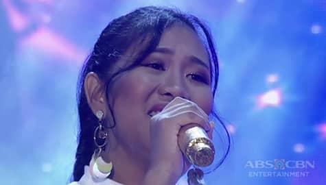 TNT All-Star Grand Resbak: Jessica Alarcon sings Sabihin Mo Sa Akin Image Thumbnail