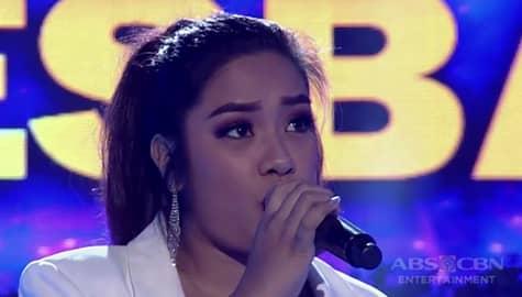 TNT All-Star Grand Resbak: Audrey Malaiba sings Miracle Image Thumbnail