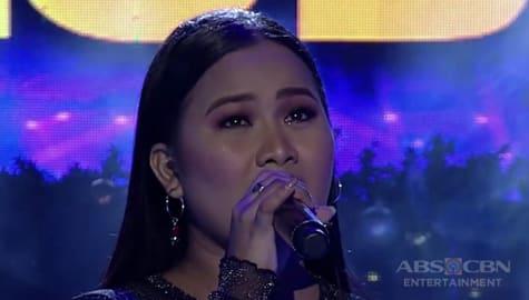 TNT All-Star Grand Resbak: Charizze Arnigo sings Ikaw Lang Ang Mamahalin Image Thumbnail