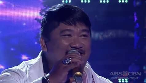 TNT All-Star Grand Resbak: Dominador Aviola sings Said I loved you but I lied Image Thumbnail