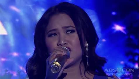 TNT All-Star Grand Resbak: Charizze Arnigo sings Try It On My Own Image Thumbnail