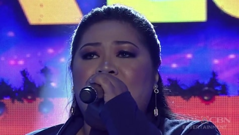 TNT All-Star Grand Resbak: Hazelyn Cascano sings Note To God Image Thumbnail