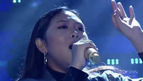 TNT All-Star Grand Resbak: Jessica Alarcon sings Take Me To Church Image Thumbnail