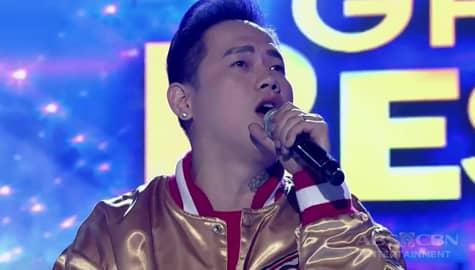 TNT All-Star Grand Resbak: Mark Michael Garcia sings Wildflower Image Thumbnail