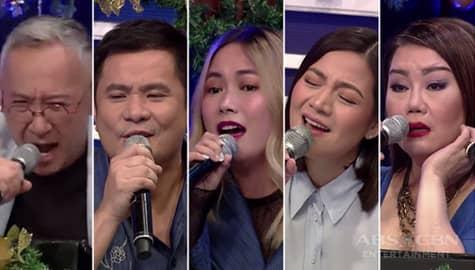 """It's Showtime: Hurados, inaliw ang Madlang People sa kanilang sariling version ng """"Gummy Bear"""" Image Thumbnail"""